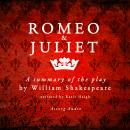 Romeo & Juliet by Shakespeare, a summary of the play, William Shakespeare