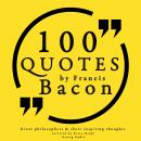 100 quotes by Francis Bacon, Francis Bacon