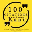 100 citations d'Emmanuel Kant Audiobook
