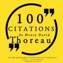 100 citations de Henry David Thoreau Audiobook