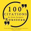 100 citations de Jean-Jacques Rousseau Audiobook