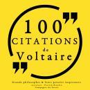 100 citations de Voltaire Audiobook