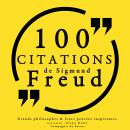 100 citations de Sigmund Freud, Collection 100 Citations