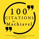 100 citations de Machiavel, Collection 100 Citations