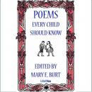 Poems Every Child Should Know, Various Authors