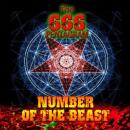 The 666 Pentagram: Number of the Beast Audiobook