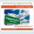 Attracting Opportunity Hypnosis and Meditation: Successful Mindset Hypnosis, Amy Applebaum