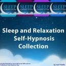 Sleep and Relaxation Self-Hypnosis, Guided Meditation, and Subliminal Affirmations Collection - Four Books in One (The Sleep Learning System), Joel Thielke