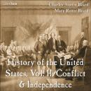 History of the United States, Vol. II: Conflict & Independence, Charles Austin Beard