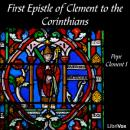 First Epistle of Clement to the Corinthians, Pope Clement I