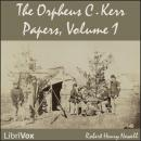 Orpheus C. Kerr Papers Vol. 1, Robert Henry Newell