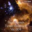 Short Science Fiction Collection 004, Various Authors