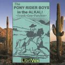 The Pony Rider Boys in the Alkali