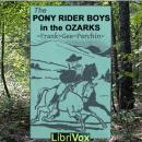 The Pony Rider Boys in the Ozarks