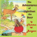 The Adventures of Lightfoot the Deer, Thornton W. Burgess