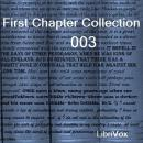 First Chapter Collection 003, Various Authors