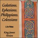 Bible (KJV) NT 09-12: Galatians, Ephesians, Philippians, Colossians, King James Version