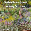 Many Voices (selection from), Edith Nesbit